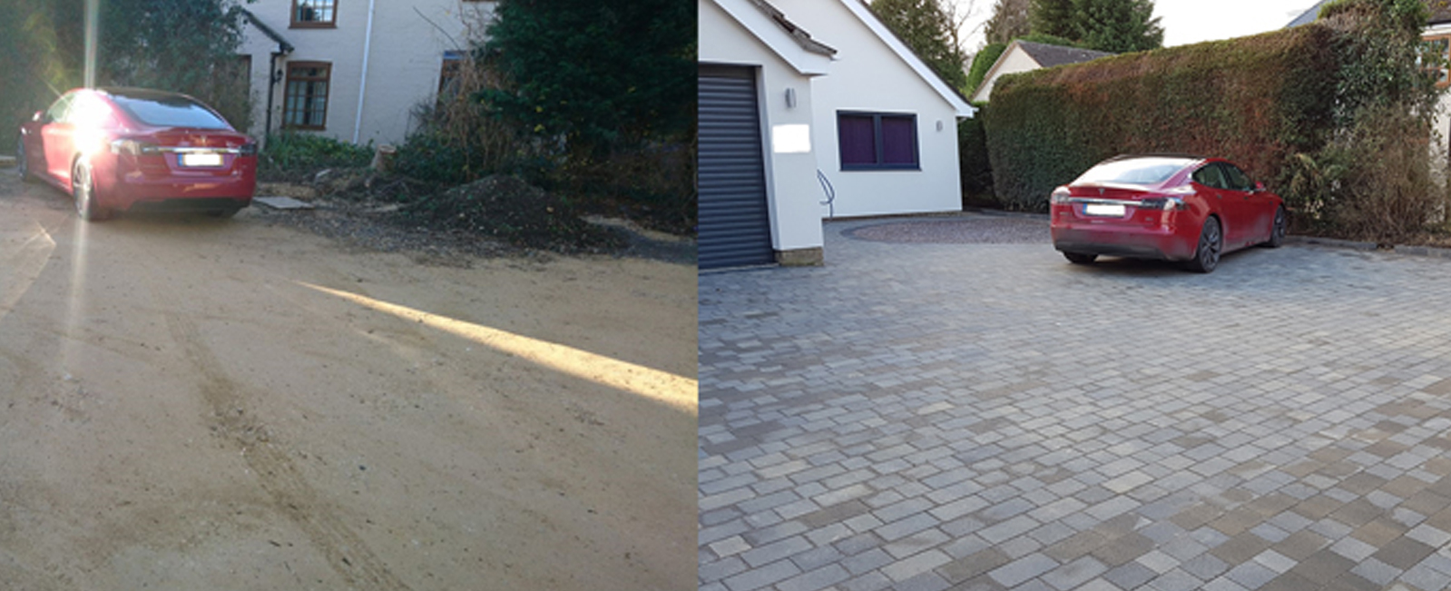 Why choose Cambs Driveways