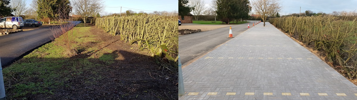 5 Deeping Direct Deliveries Before & After 6