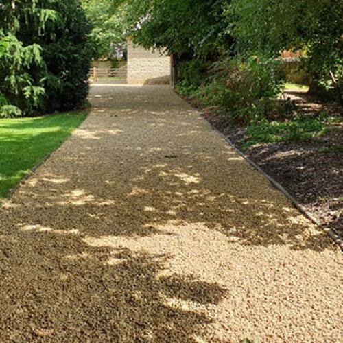 gravel driveway cambridgeshire