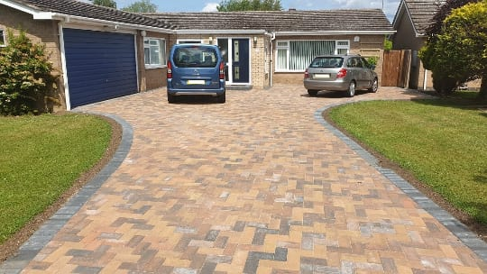 Why we recommend block paving